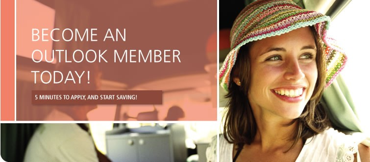Become An Outlook Member Today